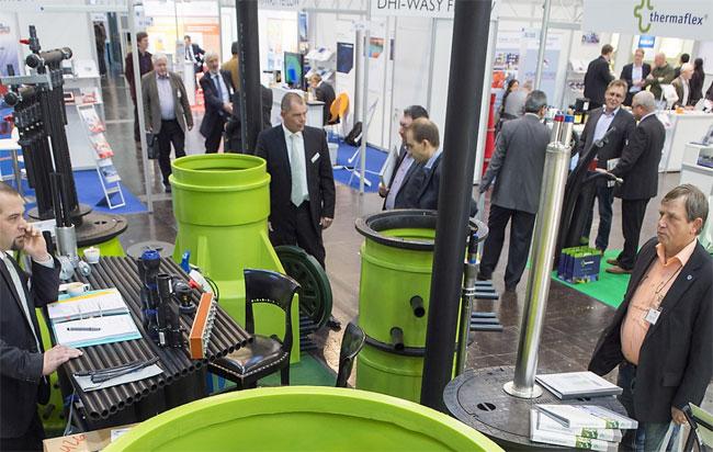 Großes politisches Interesse an GEO-T Expo in der Messe Essen / Pressebild: Messe Essen