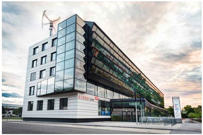 FH Technikum Wien, Standort ENERGYbase Giefinggasse, Copyright: Irene Schanda