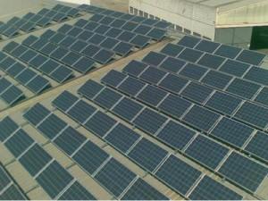 Axitec Solarmodule bringen IKEA Valencia zum Leuchten / Pressebild: Krannich Solar GmbH & Co. KG