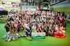Mehr als 120 Produkt- und Ernteköniginnen und -könige halten Hof auf dem ErlebnisBauernhof / Pressebild: FNL