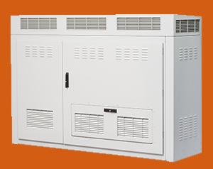 In-Line Power Regulator mit 150 kVA Nennleistung