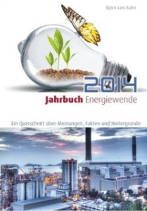 Jahrbuch Energiewende 2014 Cover