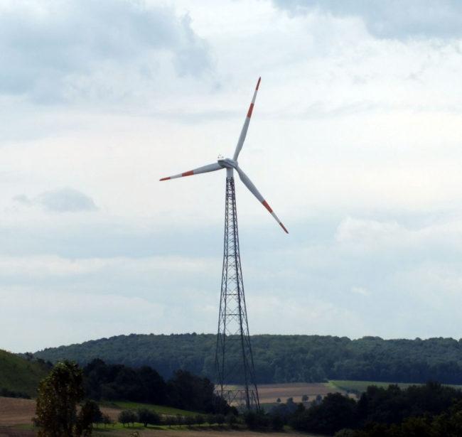 wpd-Eigenbestand an Windparks: wpd AG überschreitet 1.000 Megawatt-Marke / Foto: HB
