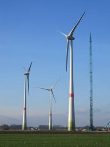 Windpark Donstorf (Quelle: WestWind-Gruppe)