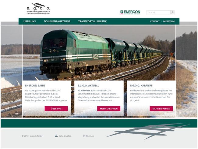 Enercon Bahn / Pressebild: Enercon