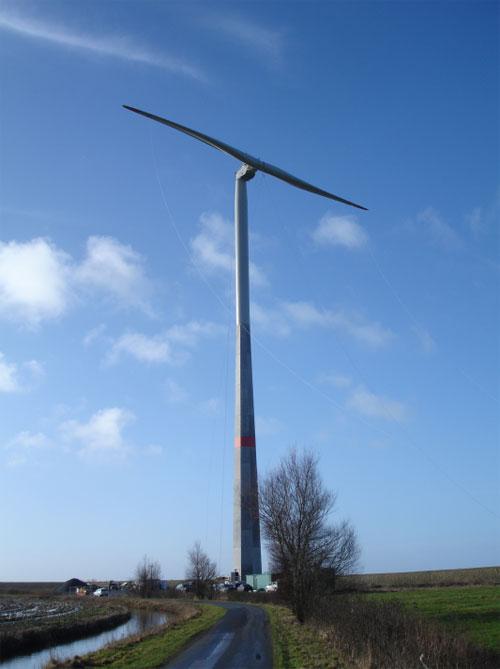 Windkraft husum