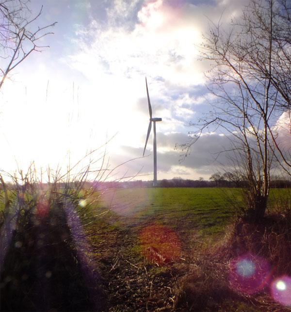 """Das Seminar """"Kaufmännische Betriebsführung von Windparks"""" am 14. April 2015 in Essen / Foto: HB"""