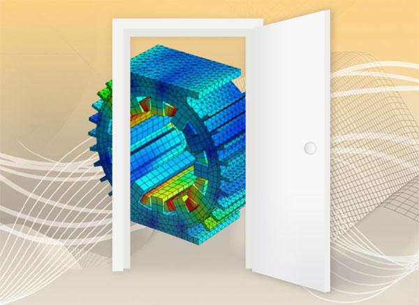 Beim CADFEM Open House werden die Vorteile der Simulation in der Produktentwicklung verdeutlicht (Bild: CADFEM).