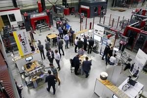 Bei den ersten EtherCAT Technology Days (hier beim Event in Rijssen) erfuhren die Teilnehmer unter anderem mehr über EtherCAT im praktischen Gebrauch.