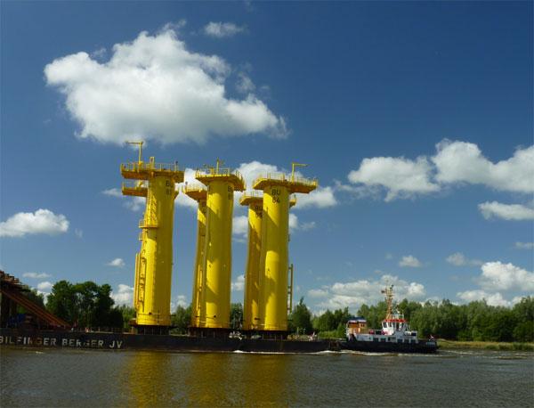 Offshore-Windenergiebranche braucht langfristig Sicherheit bei Netzanbindung / Foto: HB