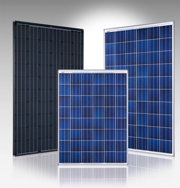SolarWorld Module / Pressebild