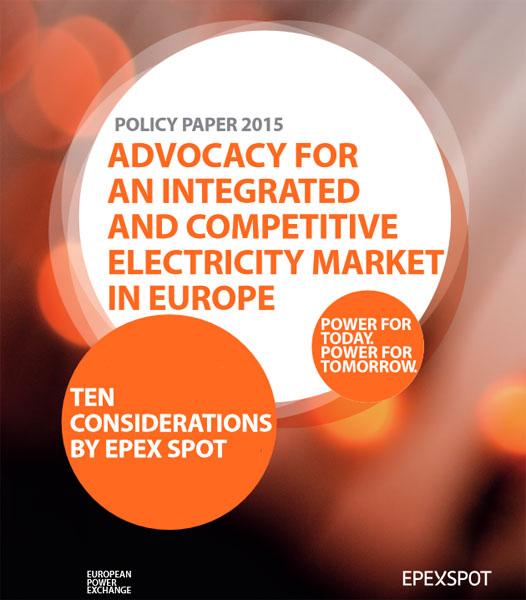 Das Strategiepapier kann auf der Website der EPEX SPOT (www.epexspot.com) oder über den obigen Link eingesehen werden.