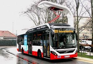Volvo-Bücherbusse München