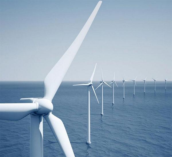 Großes Wachstumspotenzial: Bis 2030 sollen Millionen Haushalte in Frankreich ihren Strombedarf durch Windkraft decken. / Pressebild