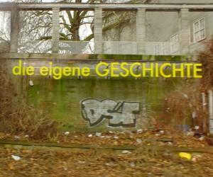 Müll aus der eigenen Geschicht / Foto: HB