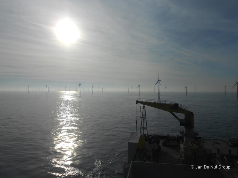 10._Fall_Pipe_Vessel_Simon_Stevin_-_Installation_of_Scour_Protection_and_Cable_laying_for_Belwind_Project_Belgium