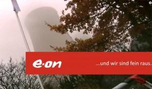 """""""Sag mal, Eon"""" Werbespot (.ausgestrahlt)"""