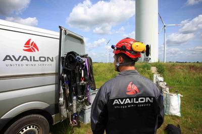 Availon crew in the field SR / Pressebild: Availon