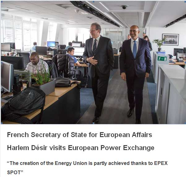 Pressebild: EPEX-Spot