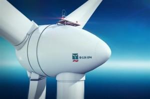 Enercon E-126 EP4, Visualisierung / Pressebild: Enercon