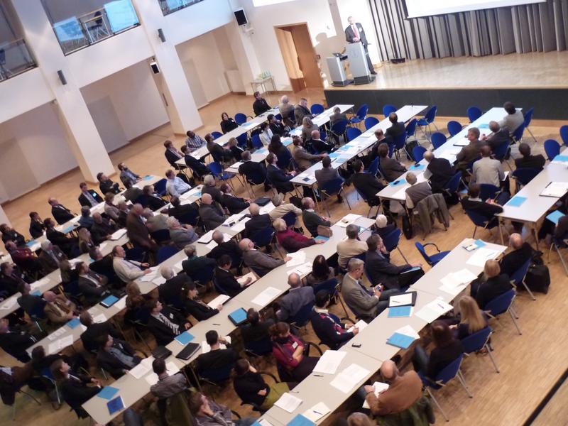 """Das 5. Symposium """"Freiberger Innovationen"""" am 25. und 26. März in Freiberg / Pressebild"""