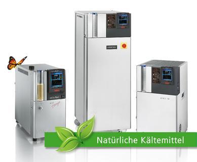 Huber Unistate – Energieeffizient und umweltfreundlich / Pressebild