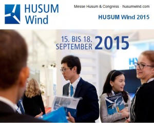 Energieminister Gabriel übernimmt Schirmherrschaft / Pressebild: HusumWind