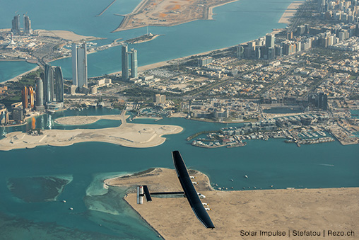 Solar Impulse II / Pressebild
