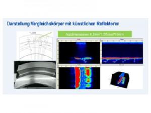 Ultraschalltomografie / Pressebild: TÜV SÜD