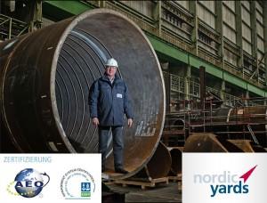 Hans Jürgen Wio (52) verantwortet künftig den Vertriebsbereich Offshore Wind. / Pressebild