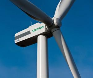 Senvion SE hat mit Storm einen Vertrag für den Fundamentbau, die Lieferung und die Installation von drei Windenergieanlagen des Typs Senvion 3.2M114 in Belgien abgeschlossen / Pressebild