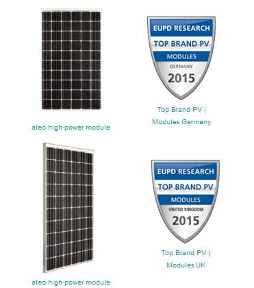 Top Brand PV | Modules - für beide Länder / Pressebild