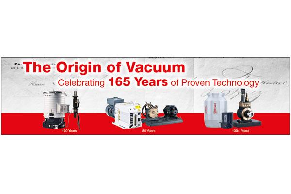 Oerlikon Leybold Vacuum GmbH | Foto: Oerlikon Leybold VacuumOerlikon Leybold Vacuum,Hannover Messe 2015