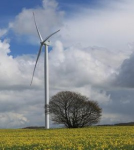 W2E-Design of 2 MW turbine / Photo: W2E