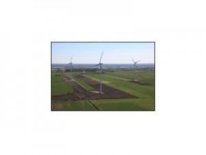 vortex energy baut drei Windparks mit 140 Megawatt Leistung in Polen / Pressebild