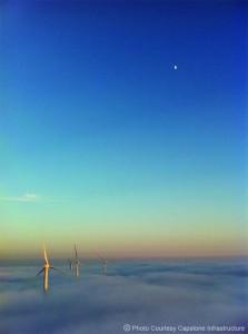 Brüel & Kjær Vibro erhält Auftrag von kanadischem Windparkbetreiber für die Nachrüstung des Erie Shores Windparks mit Condition Monitoring / Pressefoto: Capstone Erie Shores Windpark