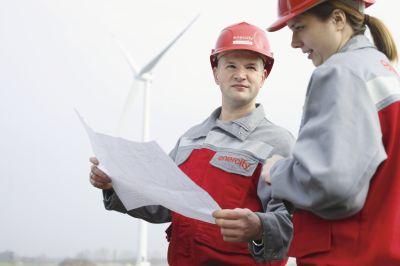 enercity übernimmt BOREAS-Windpark in Sachsen Anhalt / Pressebild: enecity