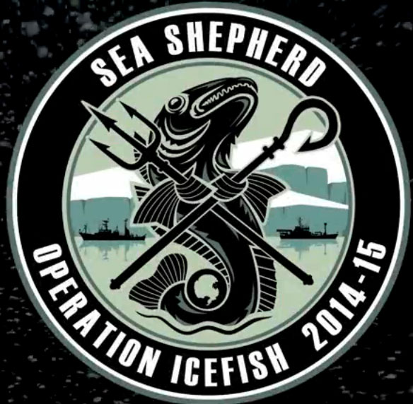 Poaching Vessel, Thunder, Sinks in Suspicious Circumstances / Sea Shepherd-Schiffe