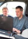 Die Servicemitarbeiter von seebaWIND setzen auf die Anwendersoftware REGAS. / Pressebild: seebaWIND