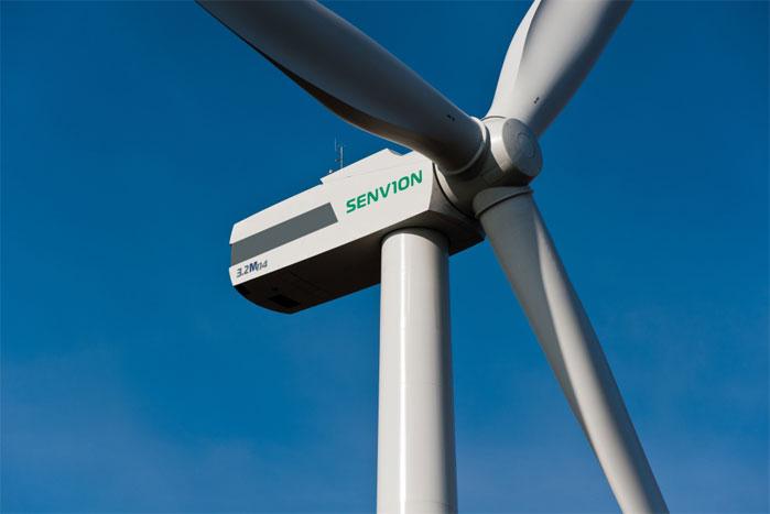Senvion bringt Turbine für stabilere Netzeinspeisung auf den Markt / PRESSEBILD
