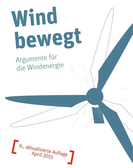 """Gute Argumente für die preiswerte Windenergie – """"Wind bewegt"""" erreicht sechste Auflage / BWE"""
