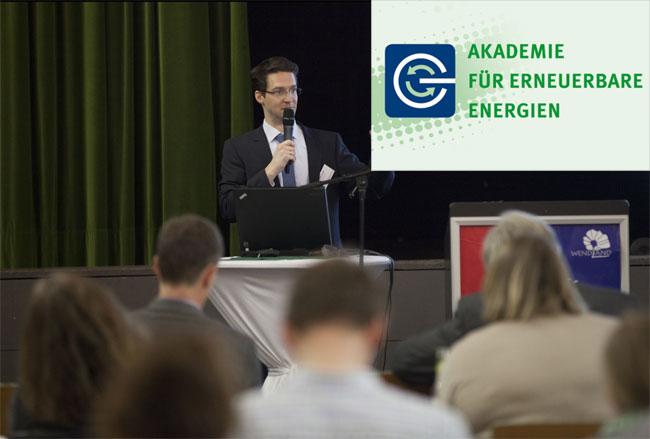 Rückblick auf die 1. Biomethan-Fachtagung in Lüchow / Pressebild: AEE