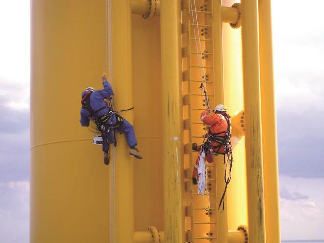 CWind to supply O&M corrosion protection campaign for Westermost Rough Wind / Photo: CWind