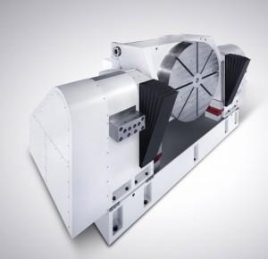Die Kernkompetenz der ZOLLERN Rückle GmbH liegt in der Entwicklung und Konstruktion von kundenspezifisch modifizierten Rundtischlösungen für die Anwendungen Drehen, Fräsen und Schleifen. / Pressebild