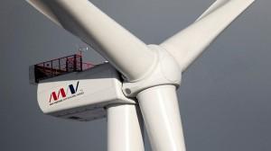 Type certification awarded for the V164-8.0 MW® by DNV GL / Photo: Vestas