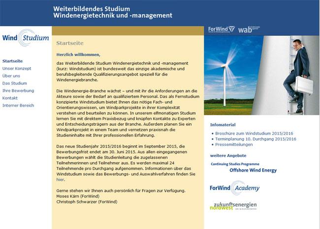 http://www.windstudium.de/