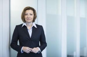 Dr. Susanna Zapreva-Hennerbichler freut sich darauf, mit der Stadtwerke Hannover AG eines der größten kommunalen Energiedienstleistungsunternehmen Deutschlands zu führen / pressebild
