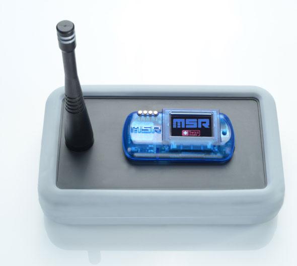 Datenlogger MSR385WD verwaltet bis zu zehn Sendemodule / Pressebild: MSR Electronics GmbH