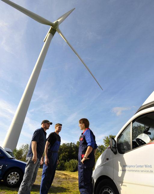 Zehnte SKF Fachkonferenz zur Betriebs- und Instandhaltungsoptimierung von Windenergieanlagen / Pressebild: SKF