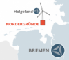 Deutsche Windtechnik assumes responsibility for the maintenance of Nordergründe offshore wind farm